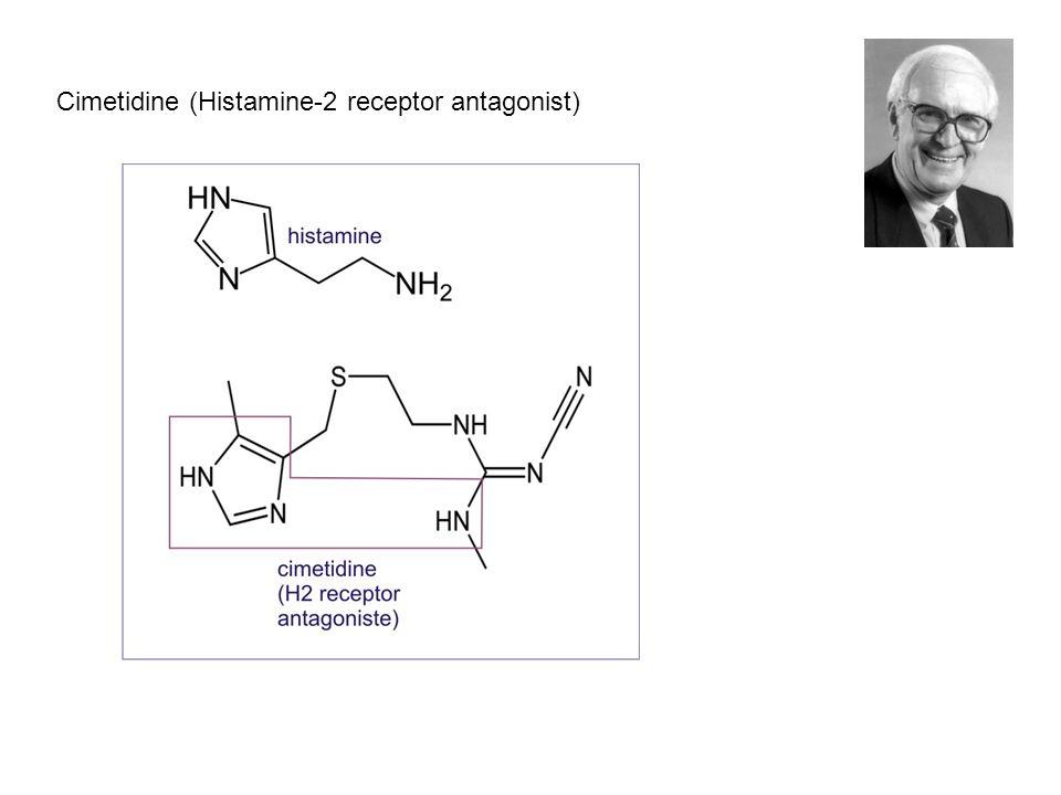 Cimetidine (Histamine-2 receptor antagonist)