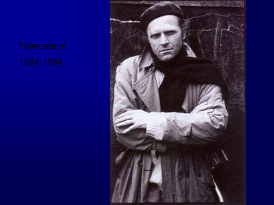Feyerabend 1924-1994