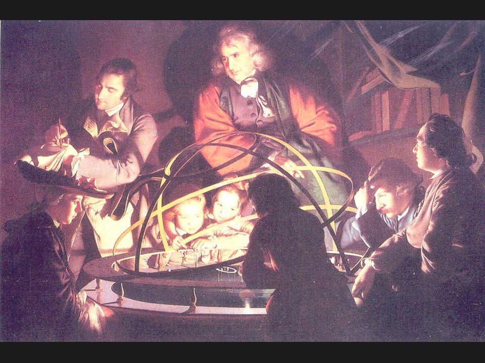 - Leçon astro : une leçon sur le système héliocentrique à une famille anglaise.