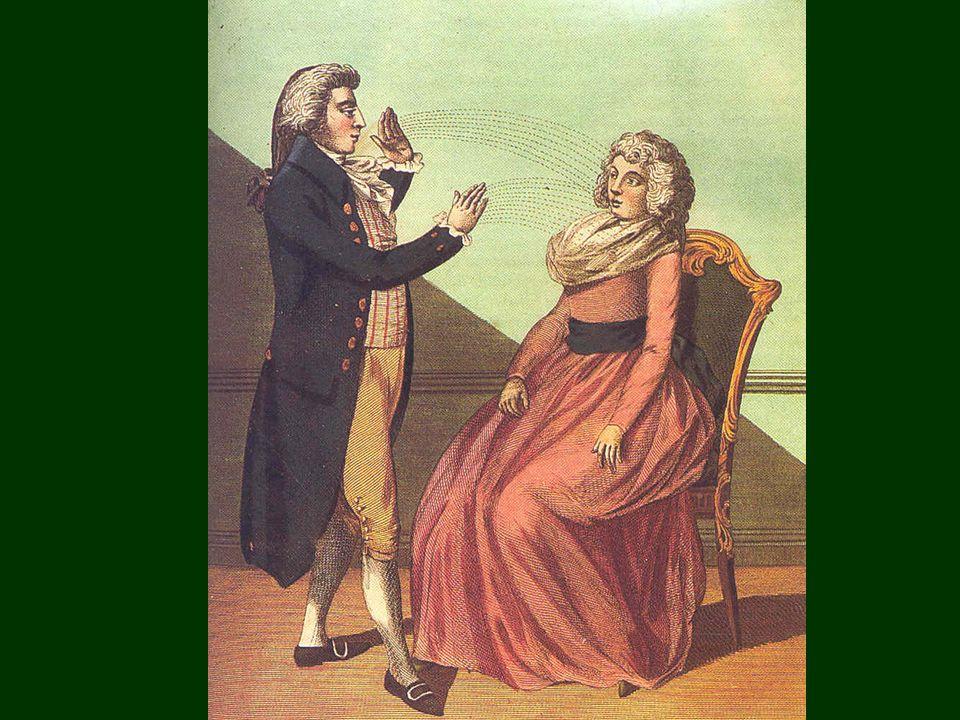 Mesmer 2 : Gravure de 1794.