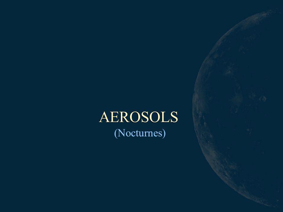 AEROSOLS AEROSOLS (Nocturnes)