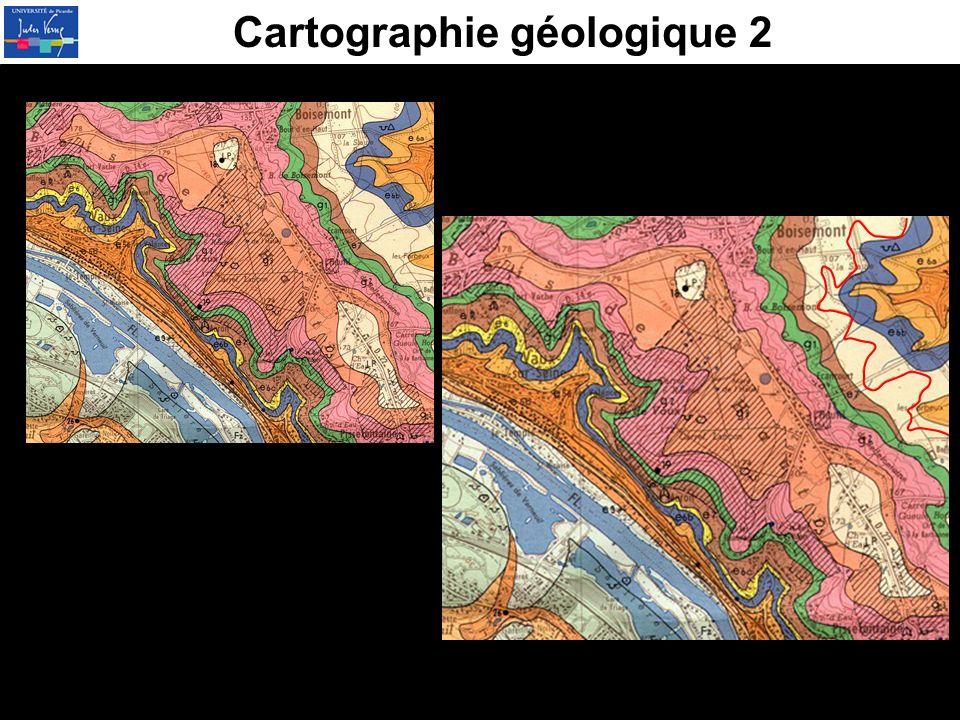 Cartographie géologique 2