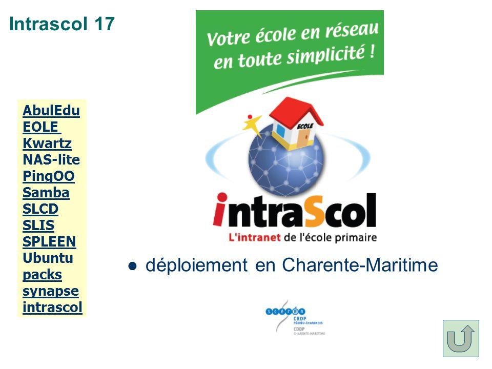 déploiement en Charente-Maritime