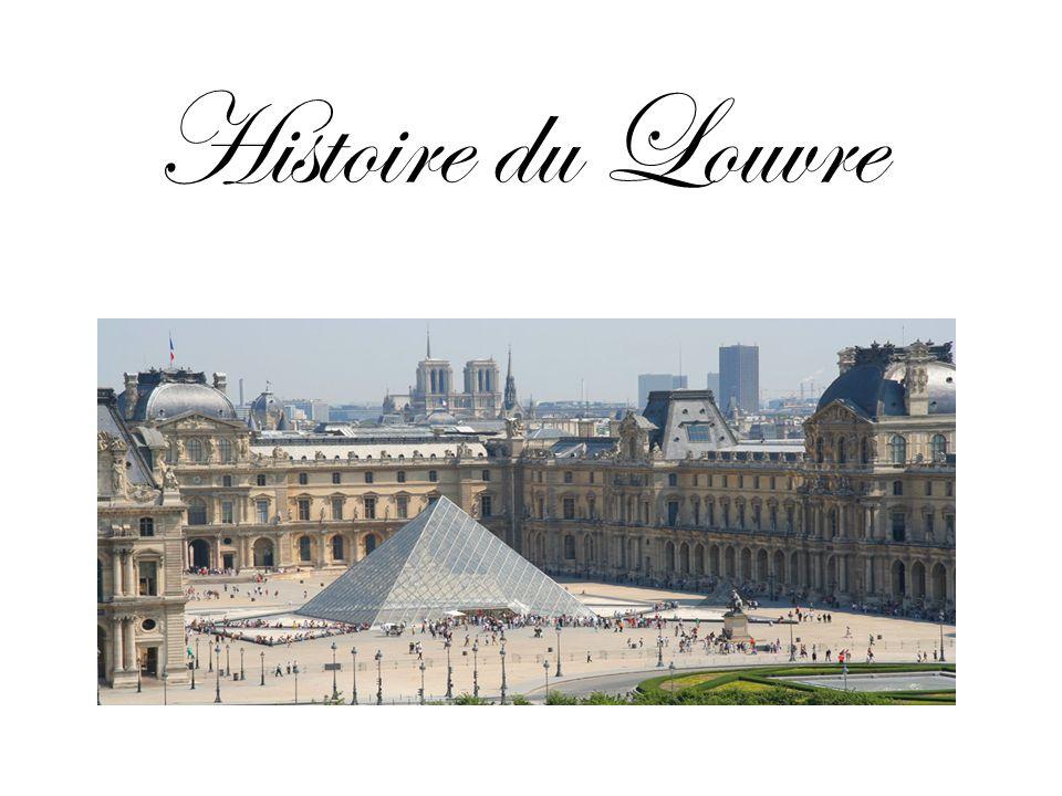 Histoire du Louvre