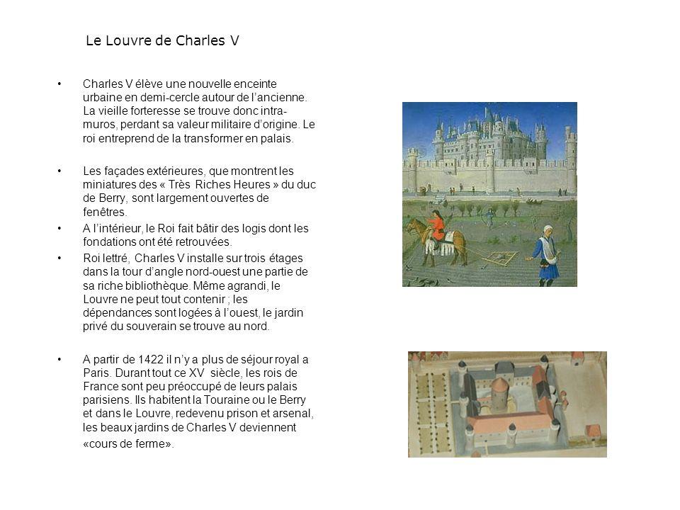 Le Louvre de Charles V