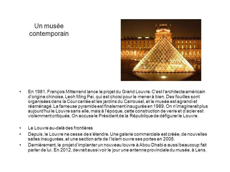 Un musée contemporain