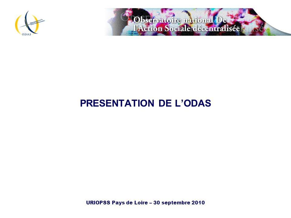 PRESENTATION DE L'ODAS