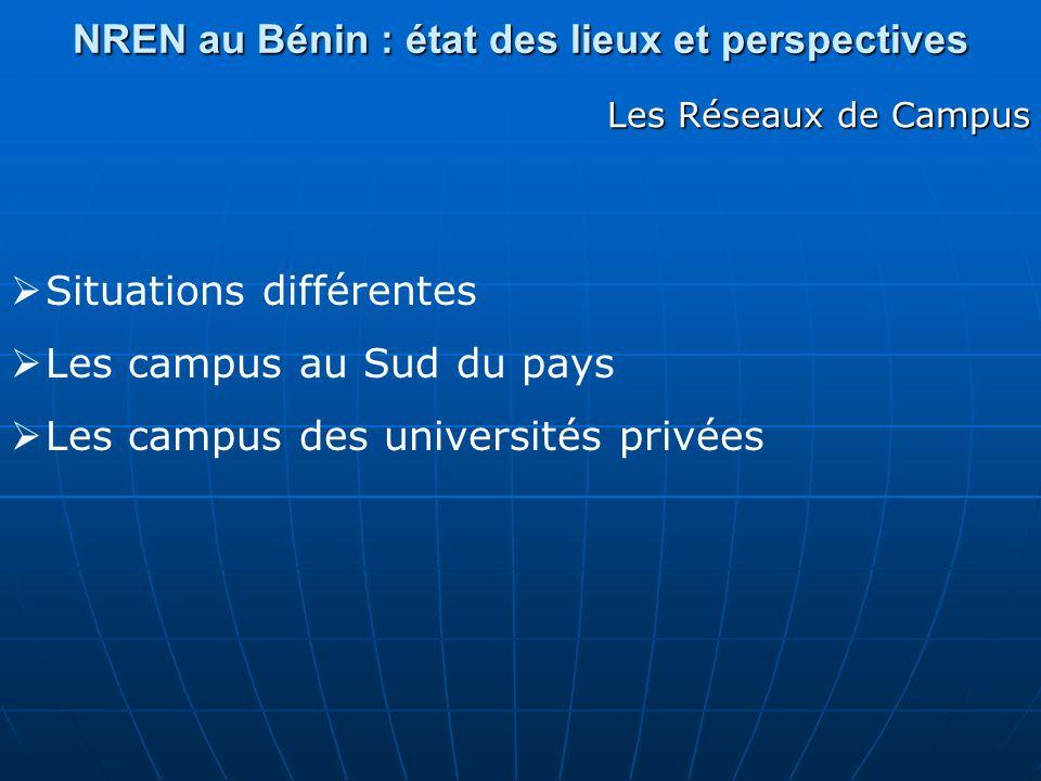 NREN au Bénin : état des lieux et perspectives