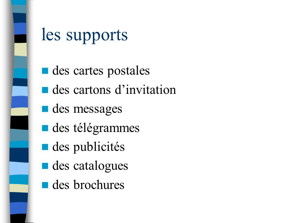 les supports des cartes postales des cartons d'invitation des messages