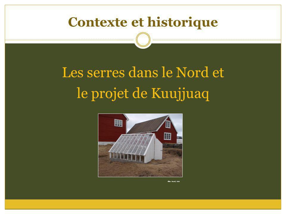 Contexte et historique