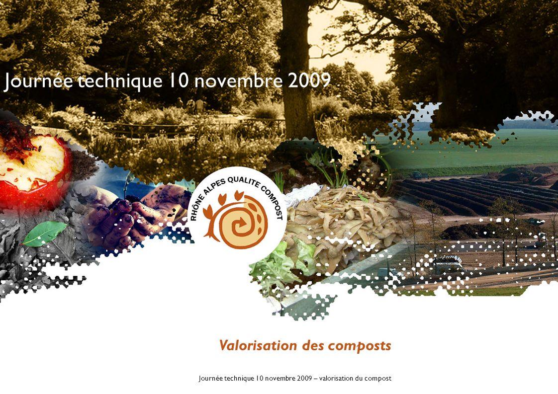 Journée technique 10 novembre 2009