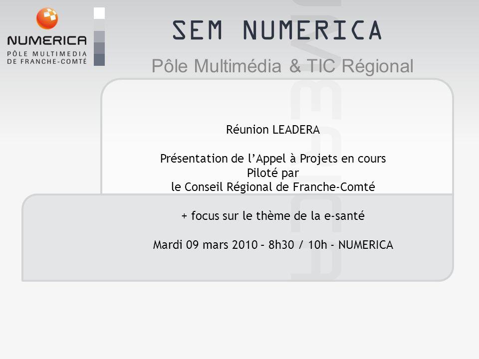 Pôle Multimédia & TIC Régional