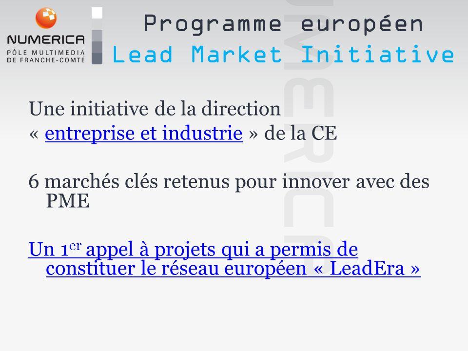 Programme européen Lead Market Initiative