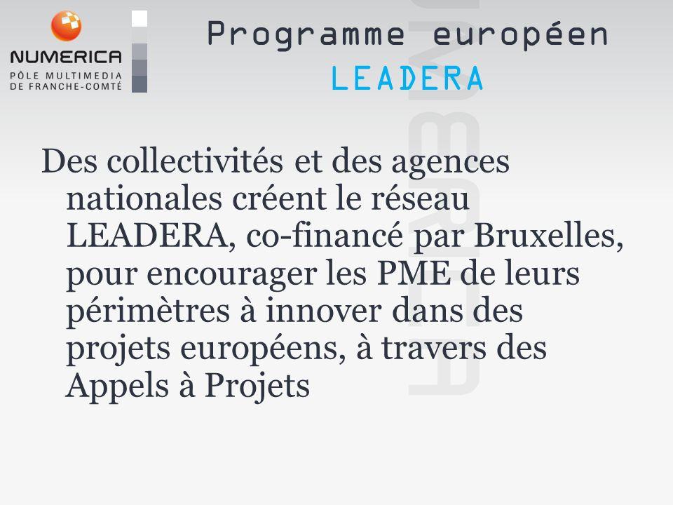 Programme européen LEADERA