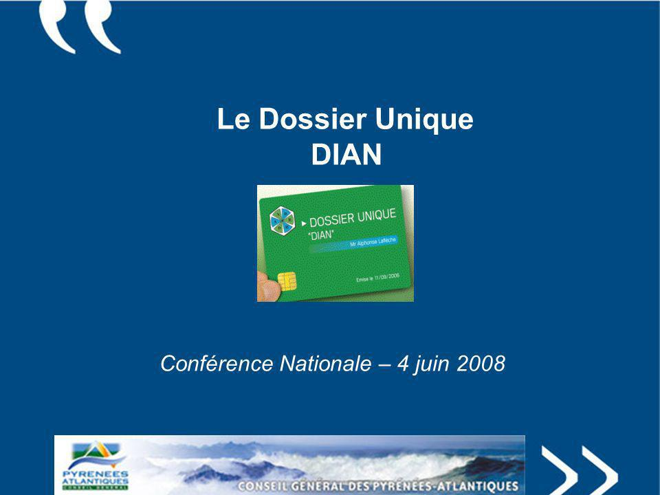 Conférence Nationale – 4 juin 2008