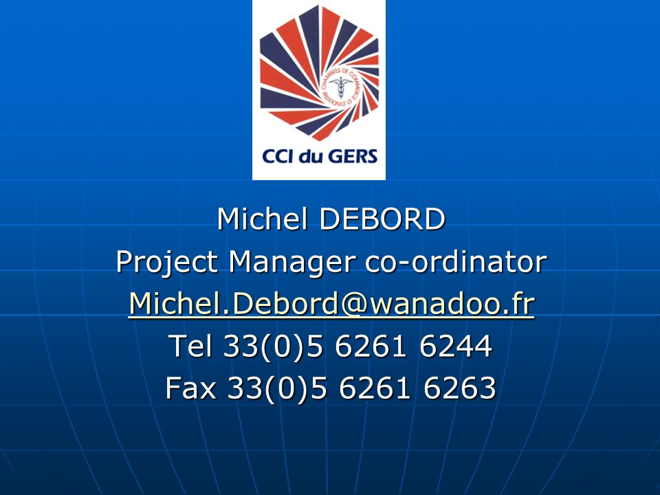 Project Manager co-ordinator