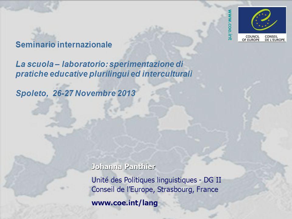 Seminario internazionale
