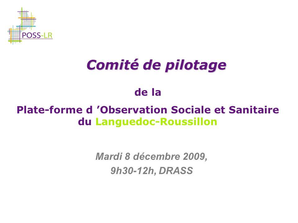 Mardi 8 décembre 2009, 9h30-12h, DRASS