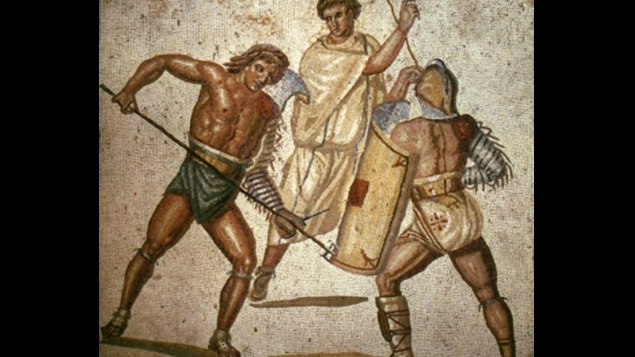 Les conqu tes romaines ppt video online t l charger - Film ou il se coupe le bras ...