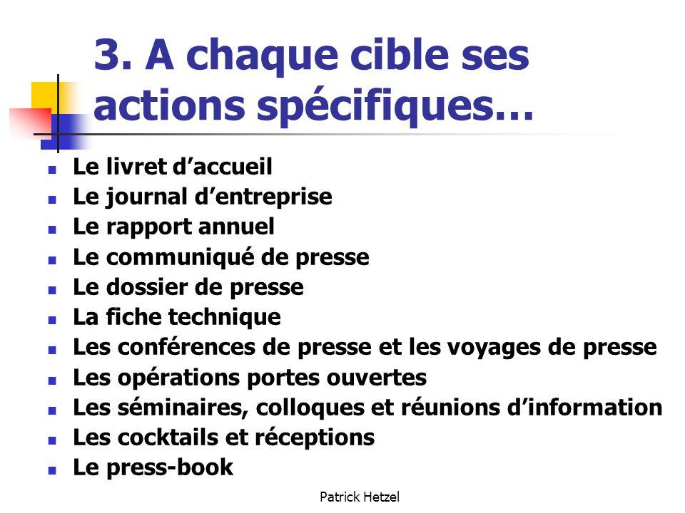 La publicit directe et les autres formes de communication - Communique de presse portes ouvertes ...