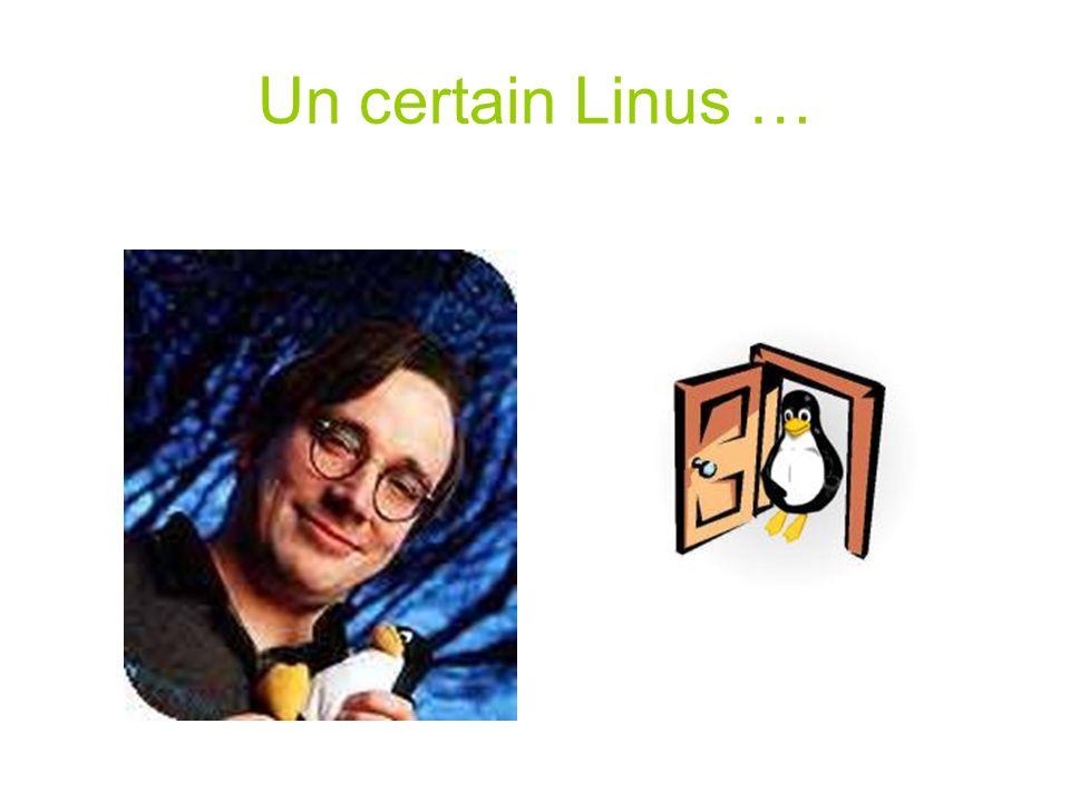 Un certain Linus …