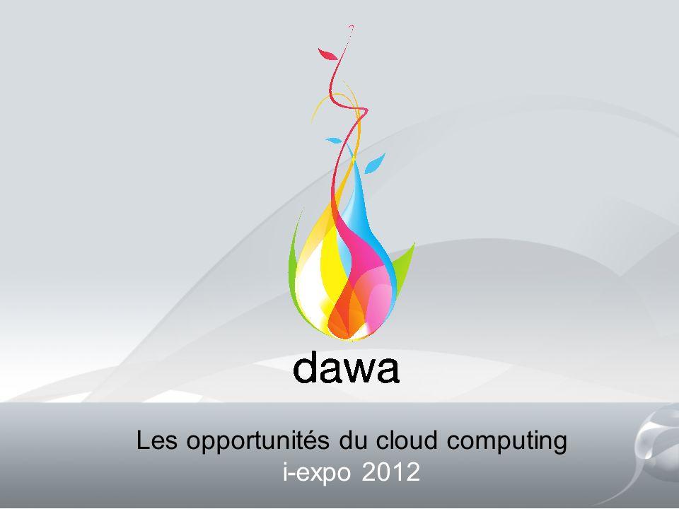 Les opportunités du cloud computing