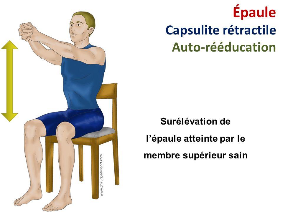 auto massage tendinite epaule