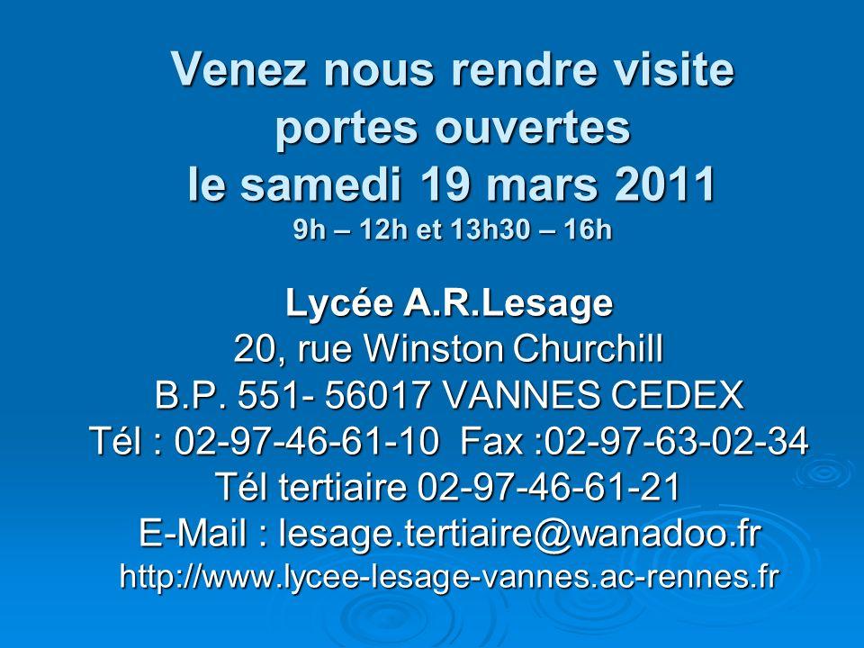 E-Mail : lesage.tertiaire@wanadoo.fr