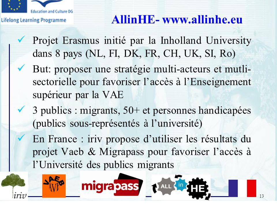 AllinHE- www.allinhe.eu