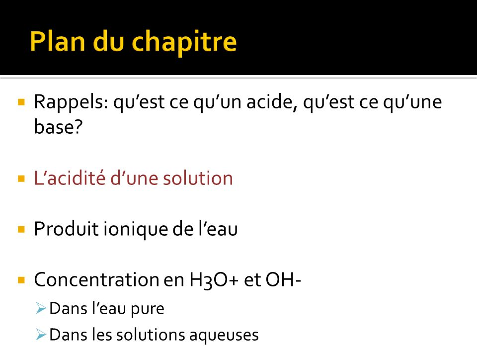 6 me sciences de bases chimie chapitre 2 acidit et chelle de ph chap 8 du bouquin chimie 5e. Black Bedroom Furniture Sets. Home Design Ideas