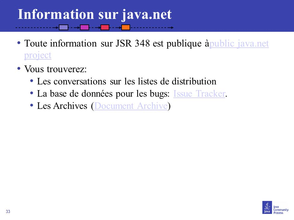 Information sur java.net