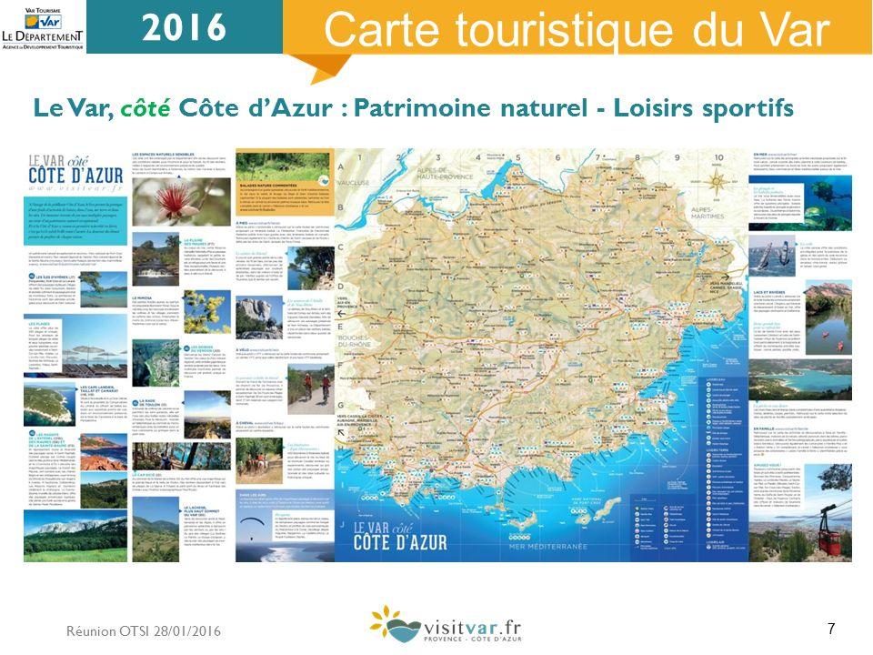 Journ e technique des offices de tourisme du var ppt video online t l charger - Office de tourisme du var ...