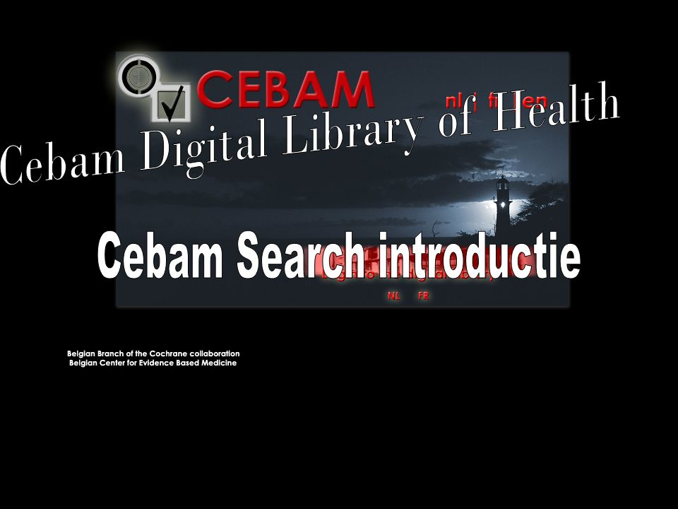 Cebam Digital Library of Health