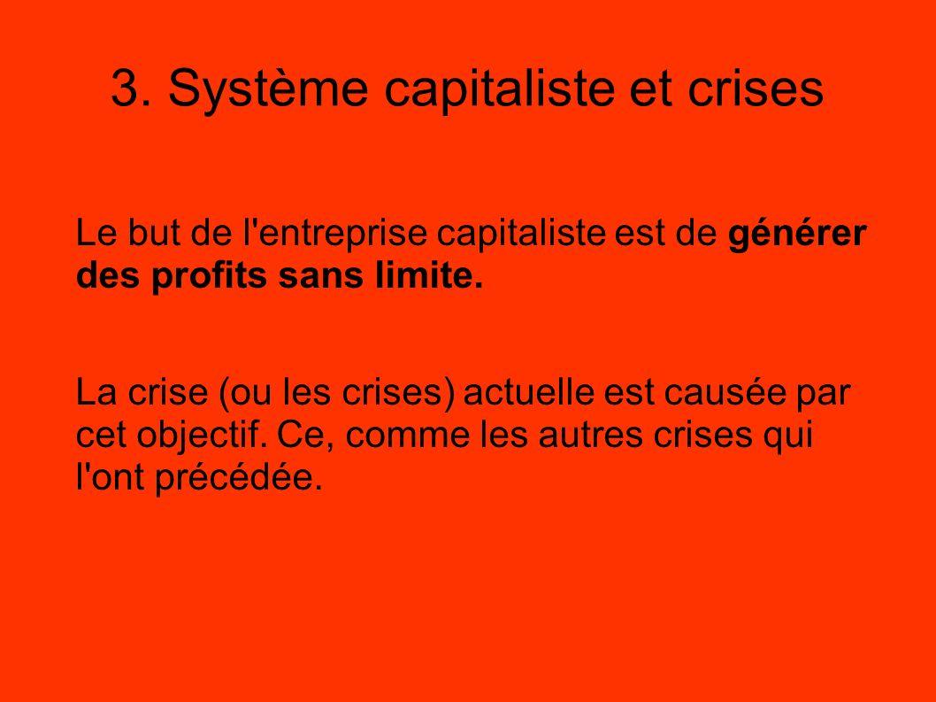 3. Système capitaliste et crises