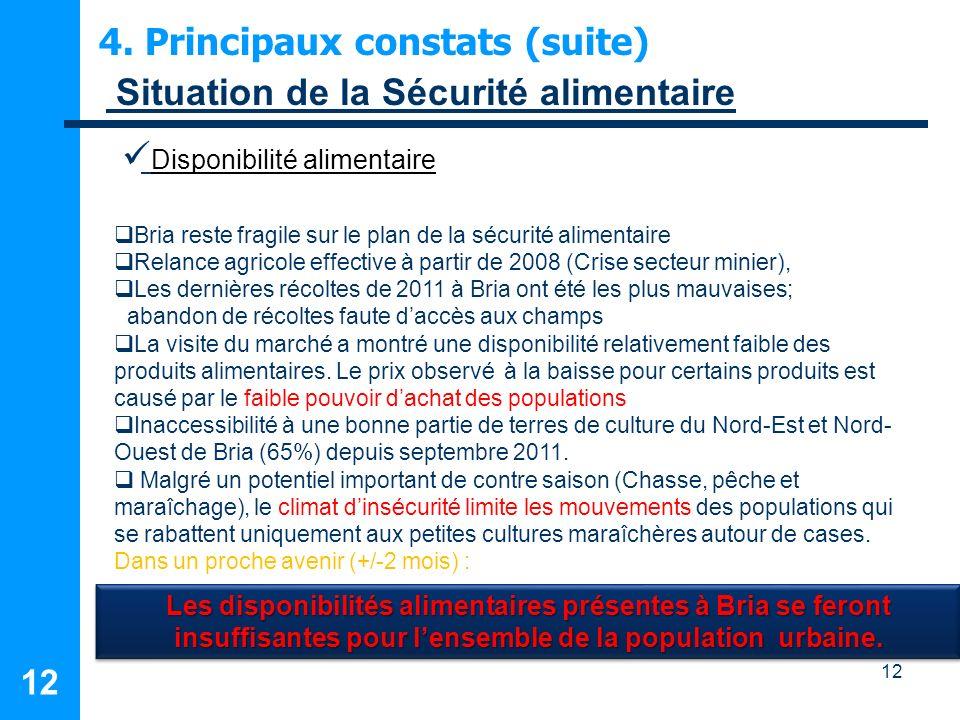 4. Principaux constats (suite)