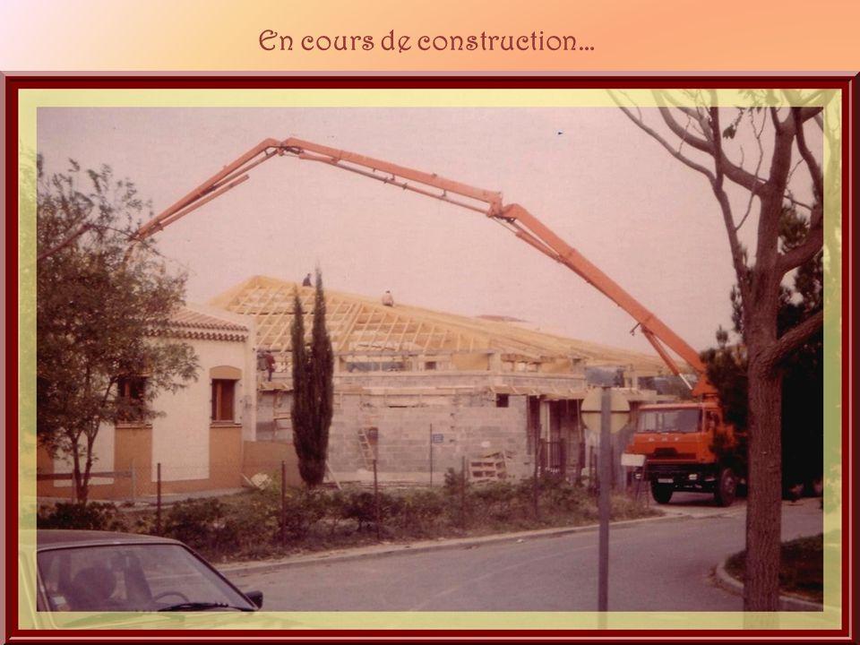En cours de construction…