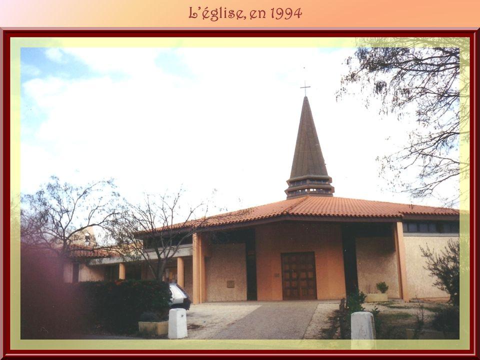 L'église, en 1994