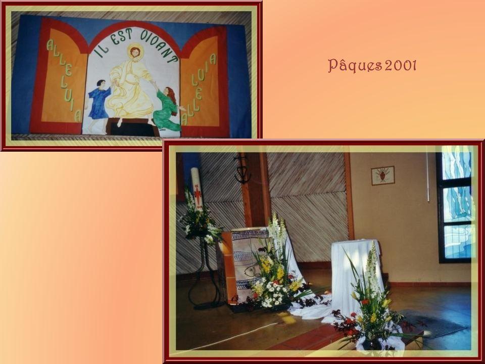 Pâques 2001