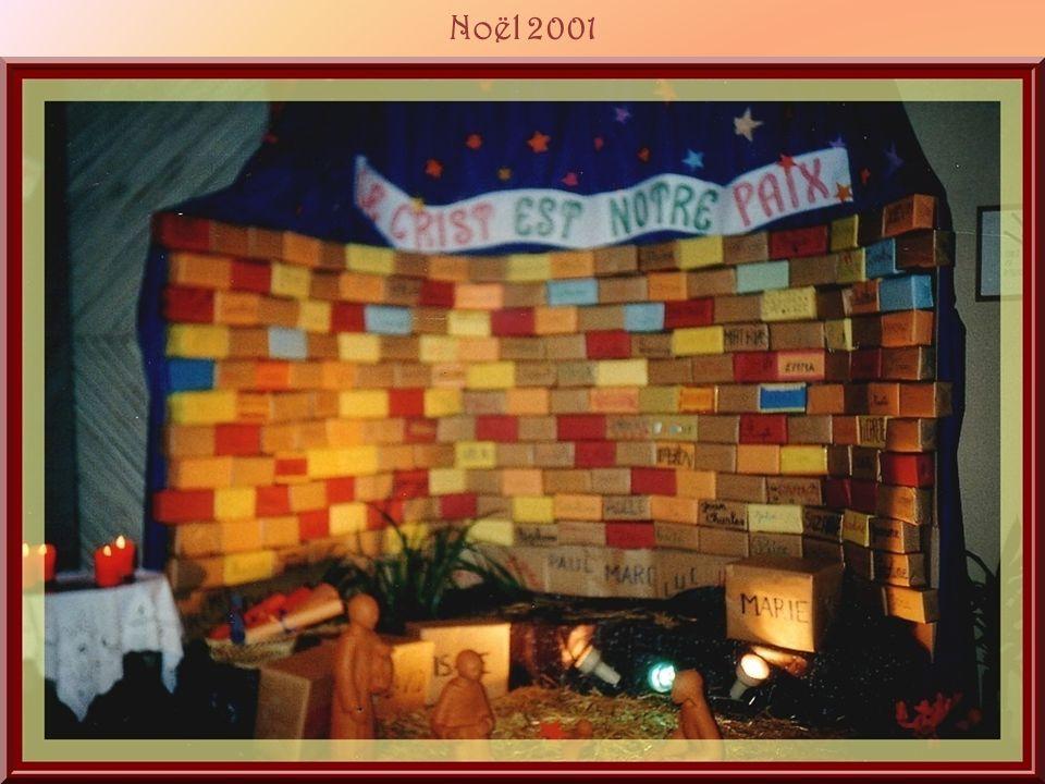 Noël 2001