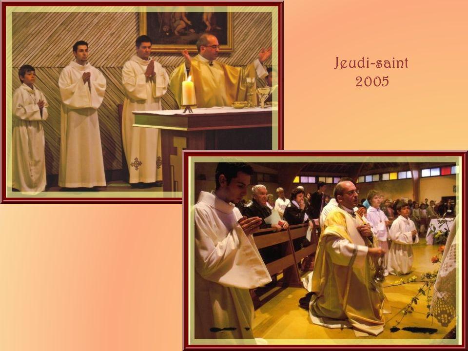Jeudi-saint 2005
