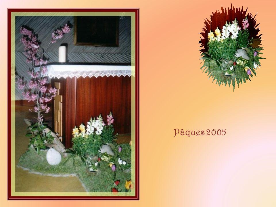Pâques 2005