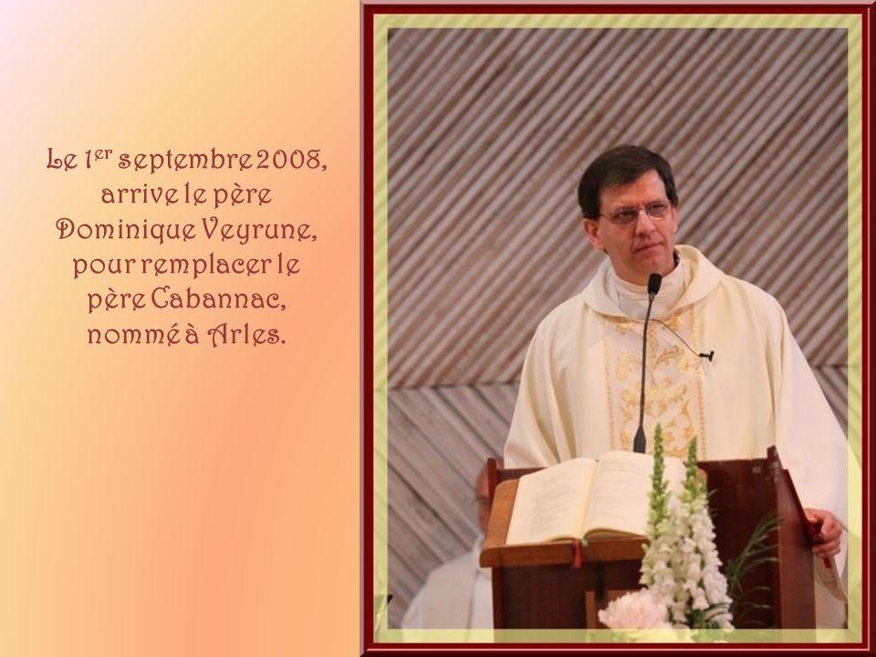 père Cabannac, nommé à Arles.