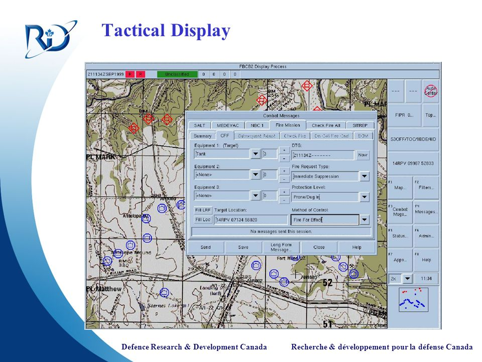 Tactical Display