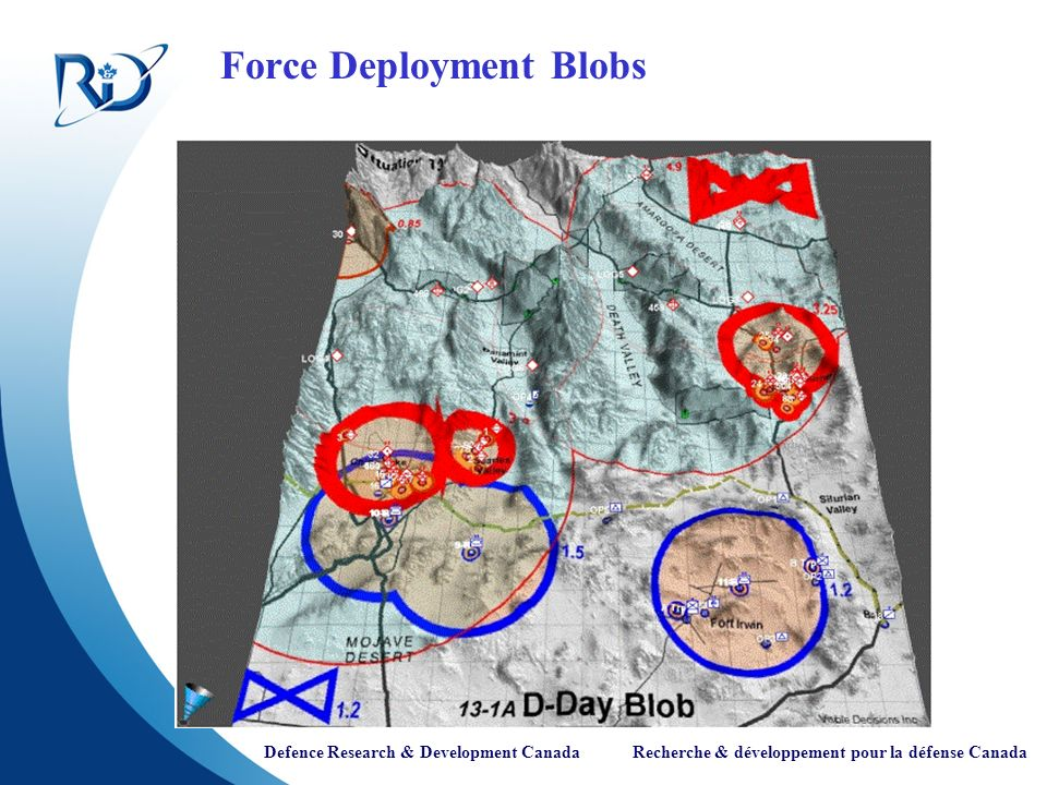 Force Deployment Blobs