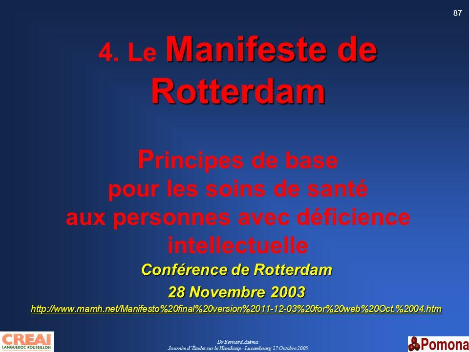 Conférence de Rotterdam