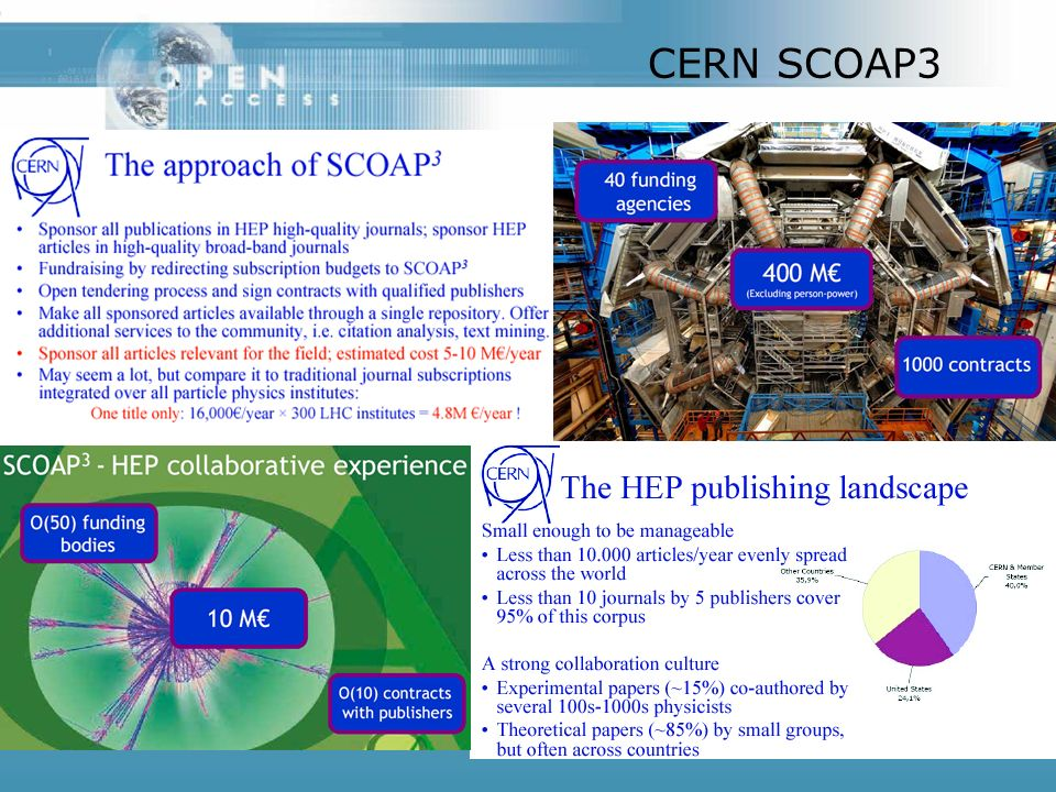 CERN SCOAP3 RNBM 2007 oct.2 Francis ANDRE