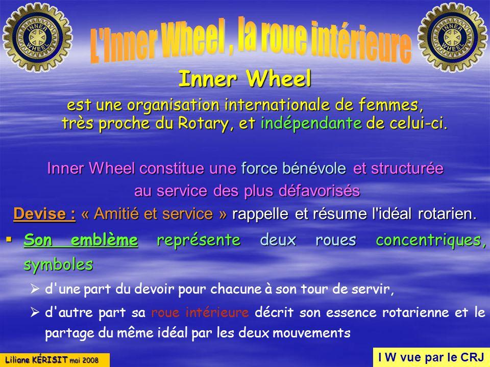 L Inner Wheel , la roue intérieure