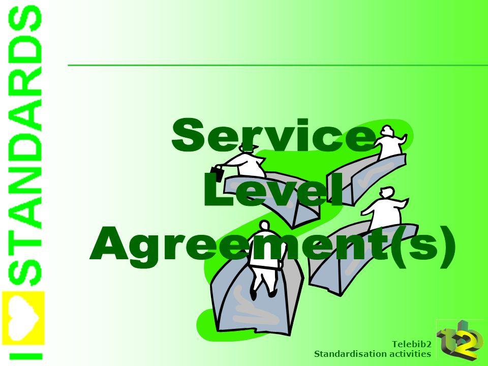 Service Level Agreement(s)