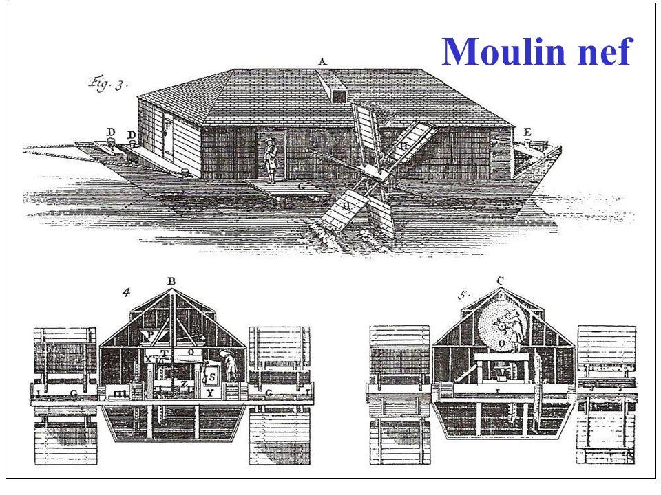 Moulin nef