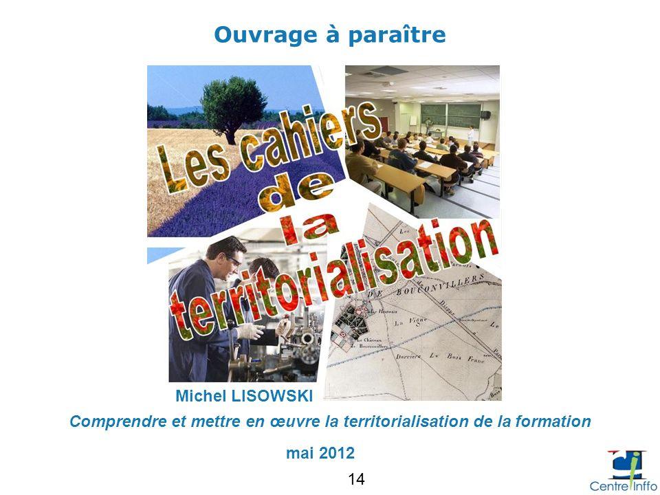 Comprendre et mettre en œuvre la territorialisation de la formation
